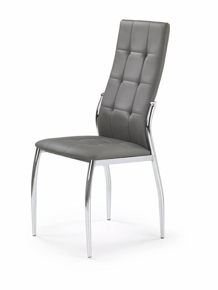 Jedálenská stolička K209 (sivá)