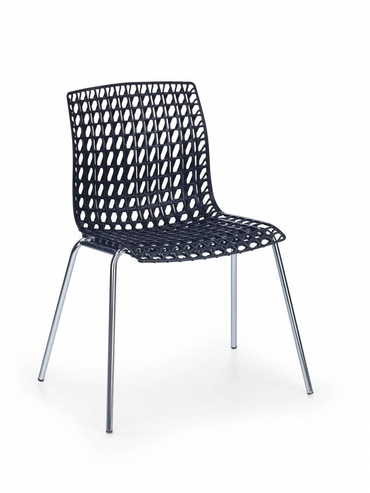 Jedálenská stolička K 160 čierna