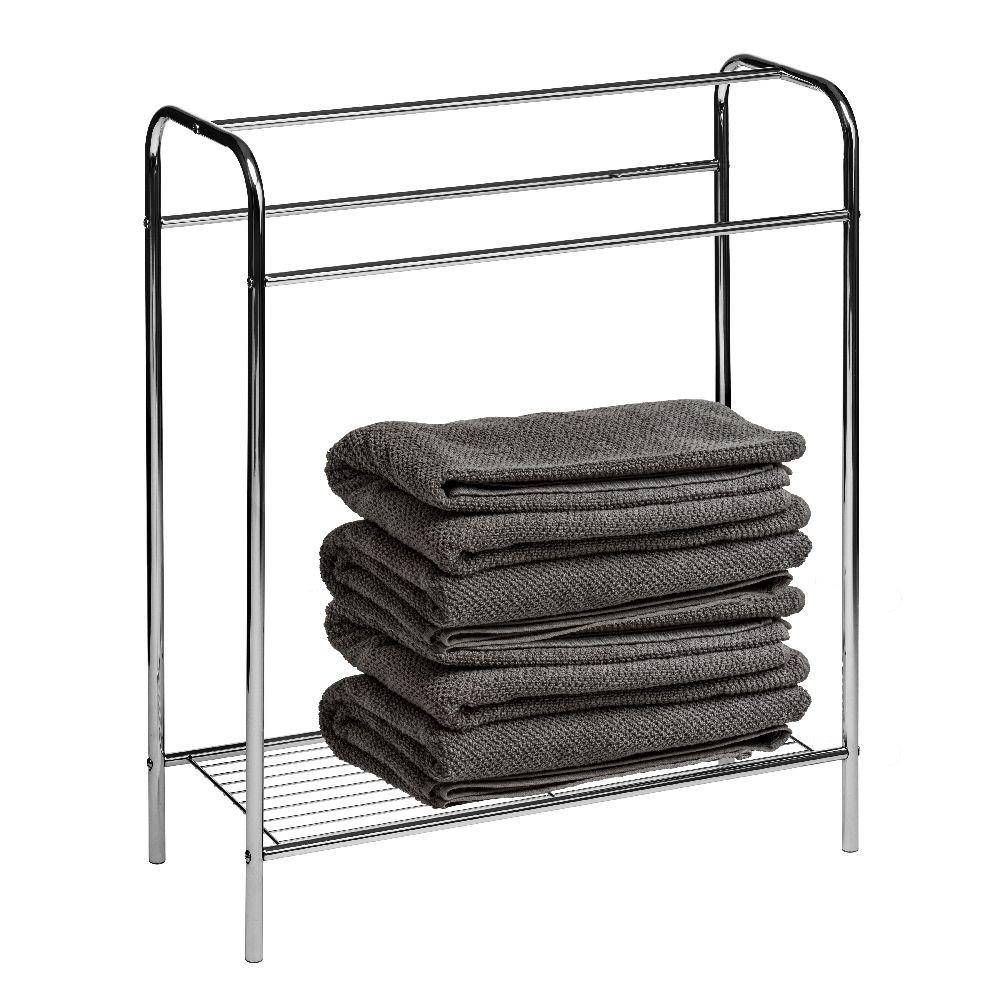 Kovový stojan na uteráky Premier Housewares Tube