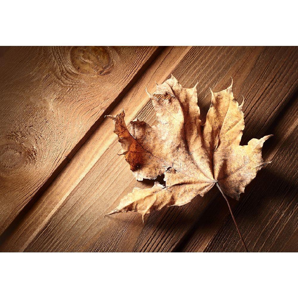 Vinylový koberec Leaf, 52x75 cm