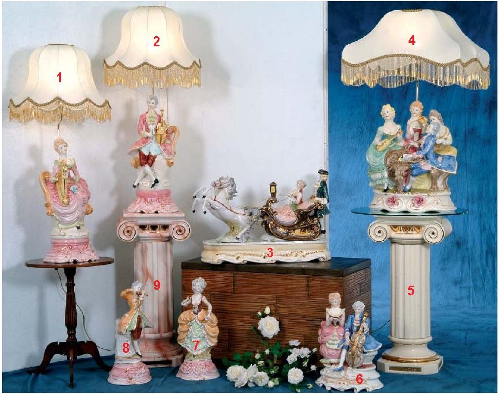 Nábytok 700-4, 700-4 4 Lampa 270/L