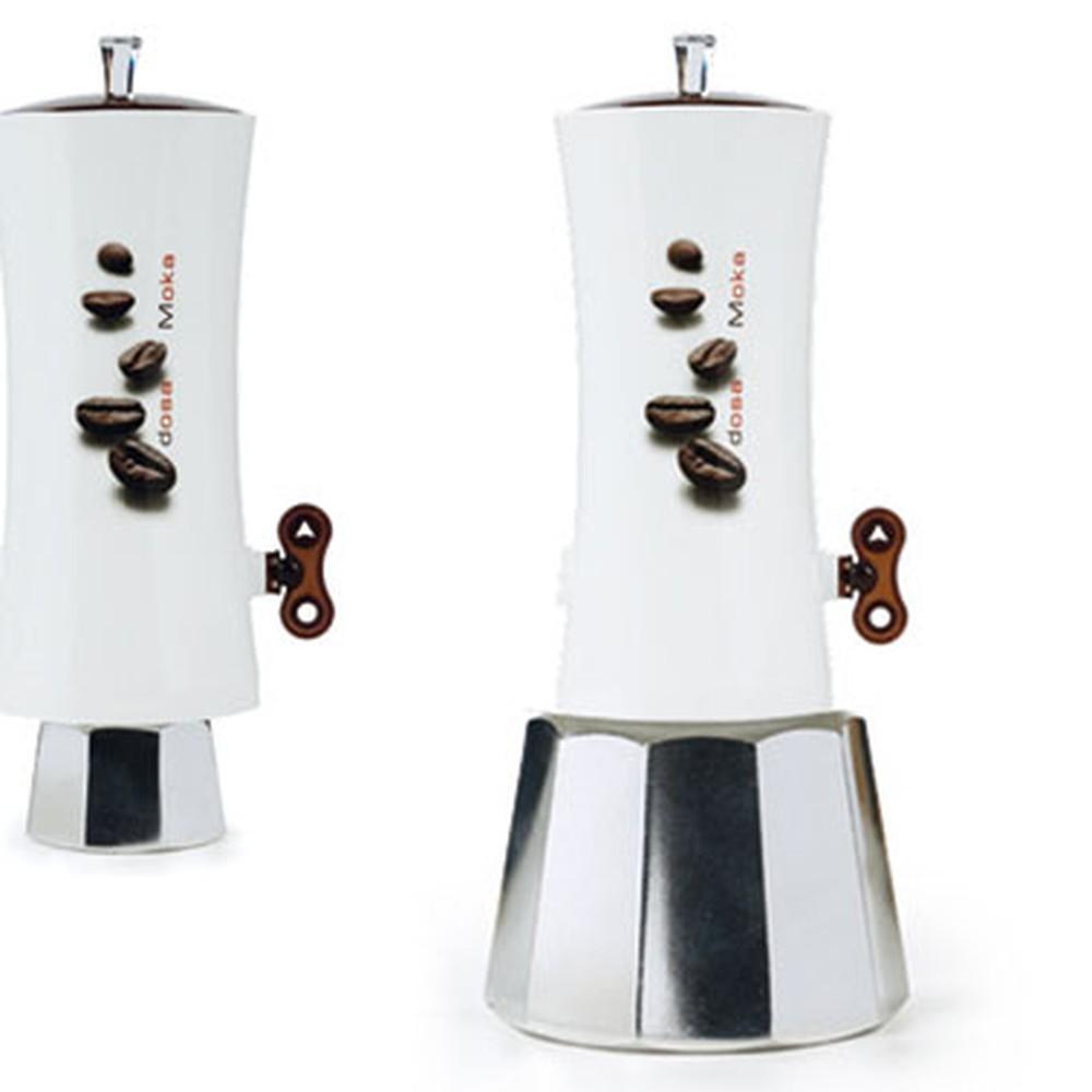 Dóza a dávkovač kávy na moka kanvičku Coffee Doser