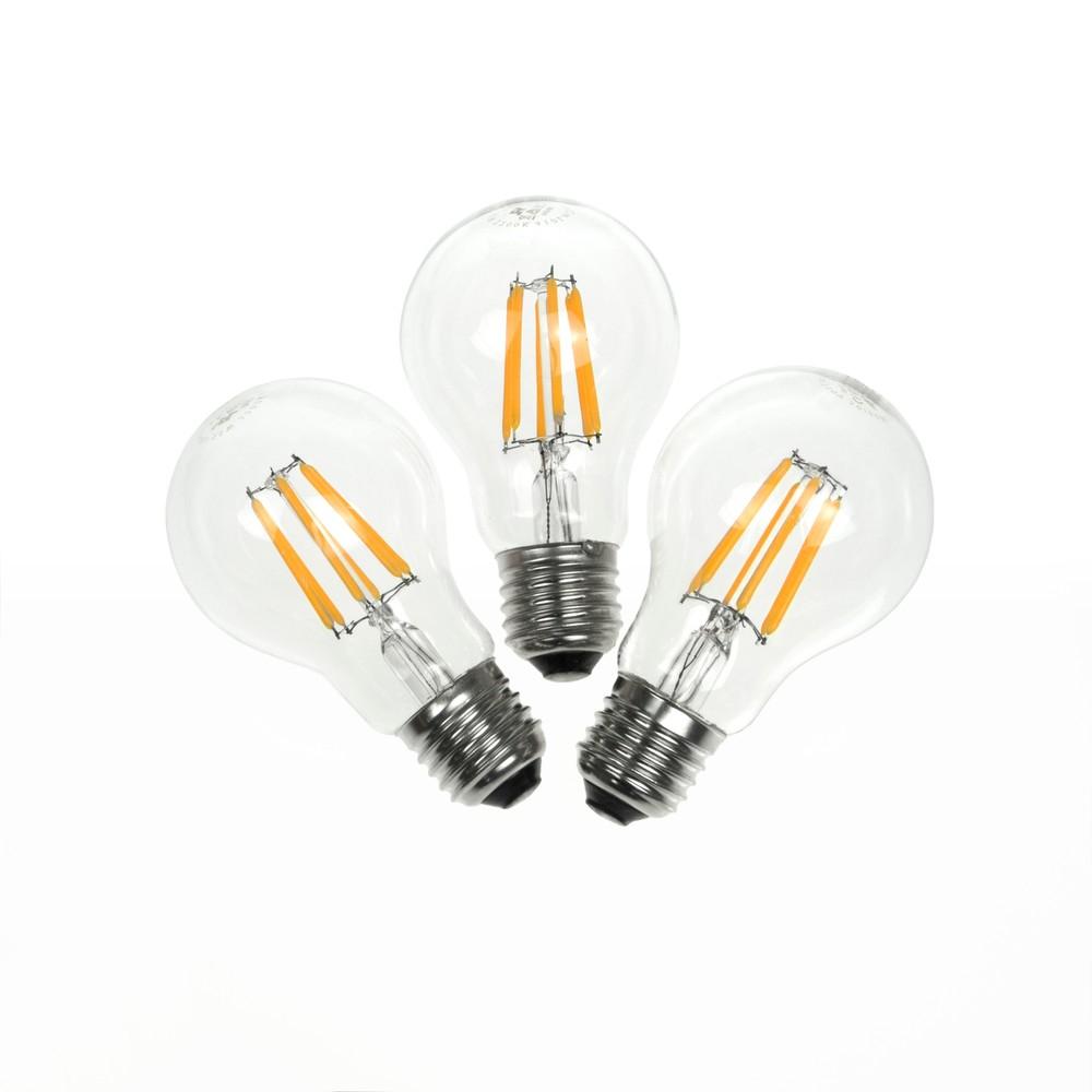 Sada 3 LED žiaroviek Bulb Attack PIONEER Linear, 5,5 W