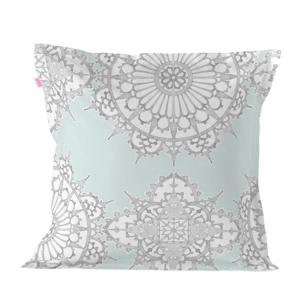 Bavlnená obliečka na vankúš Happy Friday Pillow Cover Filigree, 60 × 60 cm