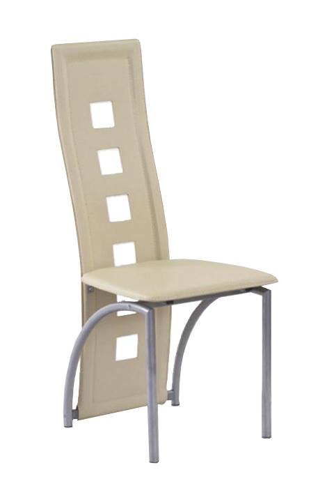 Jedálenská stolička K4 M béžová
