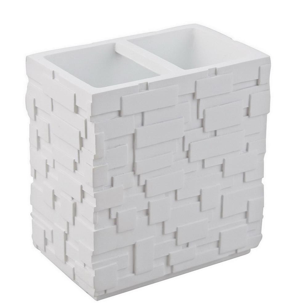Biely pohárik Tomasucci Wall