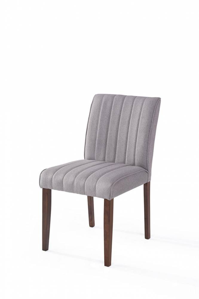 Jedálenská stolička COLOR šedá