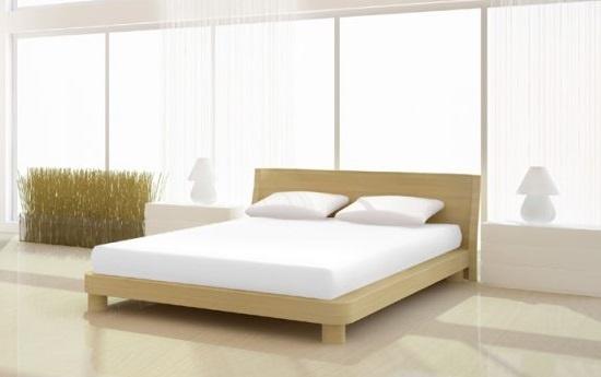 Mr. Sandman Top Care Tencel - matracový chránič pre vyššiu matrace 200x200 cm