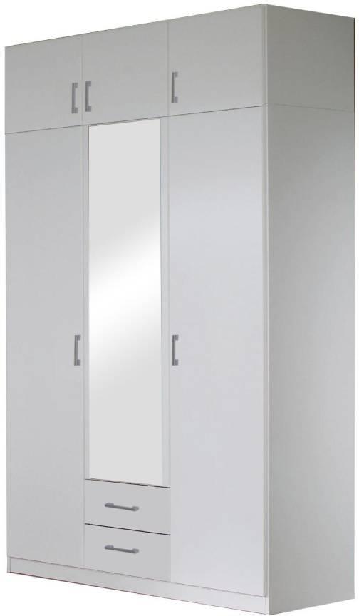 Skriňa ESO 3 dverová 21530 biela