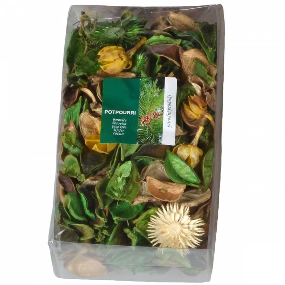 Vonná zmes Potpourri Borovica zelená, 130 g