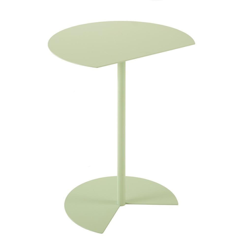 Svetlozelený príručný stolík MEME Design Way
