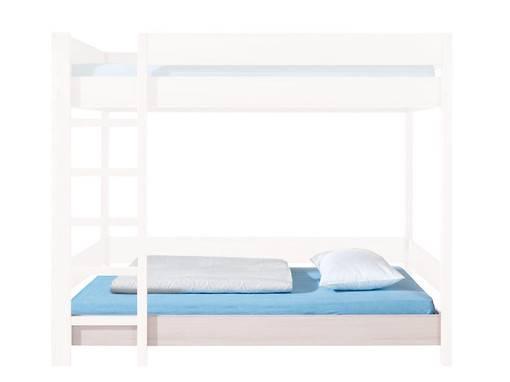Jednolôžková posteľ 90 cm Rupi LOZ/80/PIETRO/DOL (s matracom a roštom)