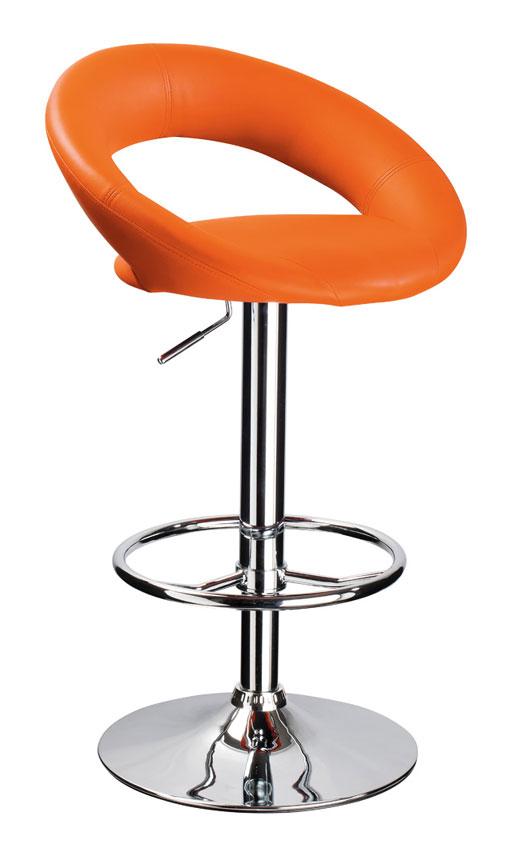 Barová stolička CB-300 oranžová
