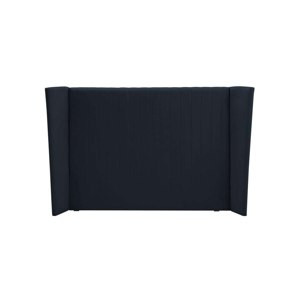 Čelo postele v námornícky modrej Cosmopolitan design Vegas, 200×120 cm