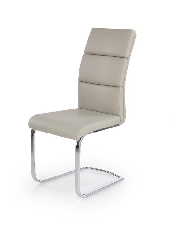 Jedálenská stolička K230 (svetlosivá)