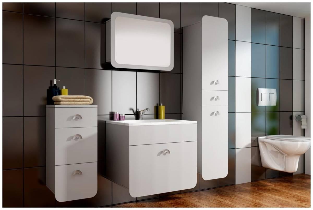 RONDA kúpeľňová zostava, biela