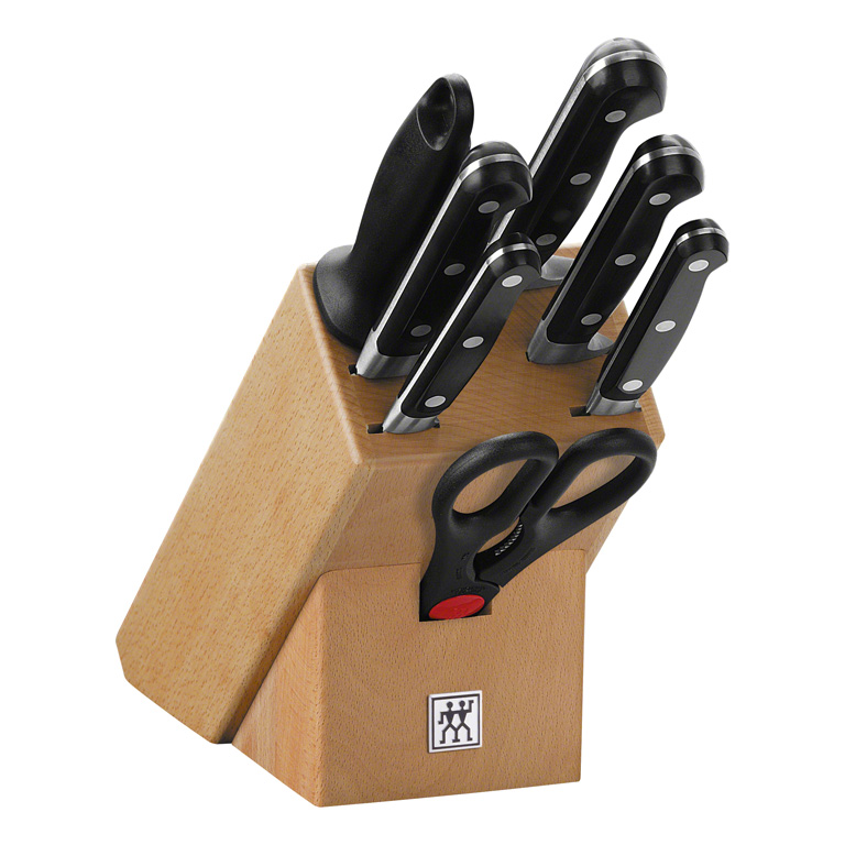ZWILLING J.A. HENCKELS Blok s noži Professional S 8 ks - Solingen