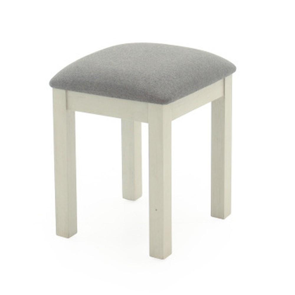 Stolička z borovicového dreva VIDA Living Crof
