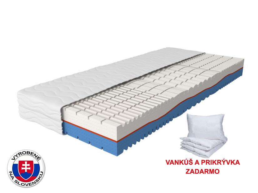 Penový matrac Excelent 200x80 cm (T3/T4) *vankúš+prikrývka ZADARMO