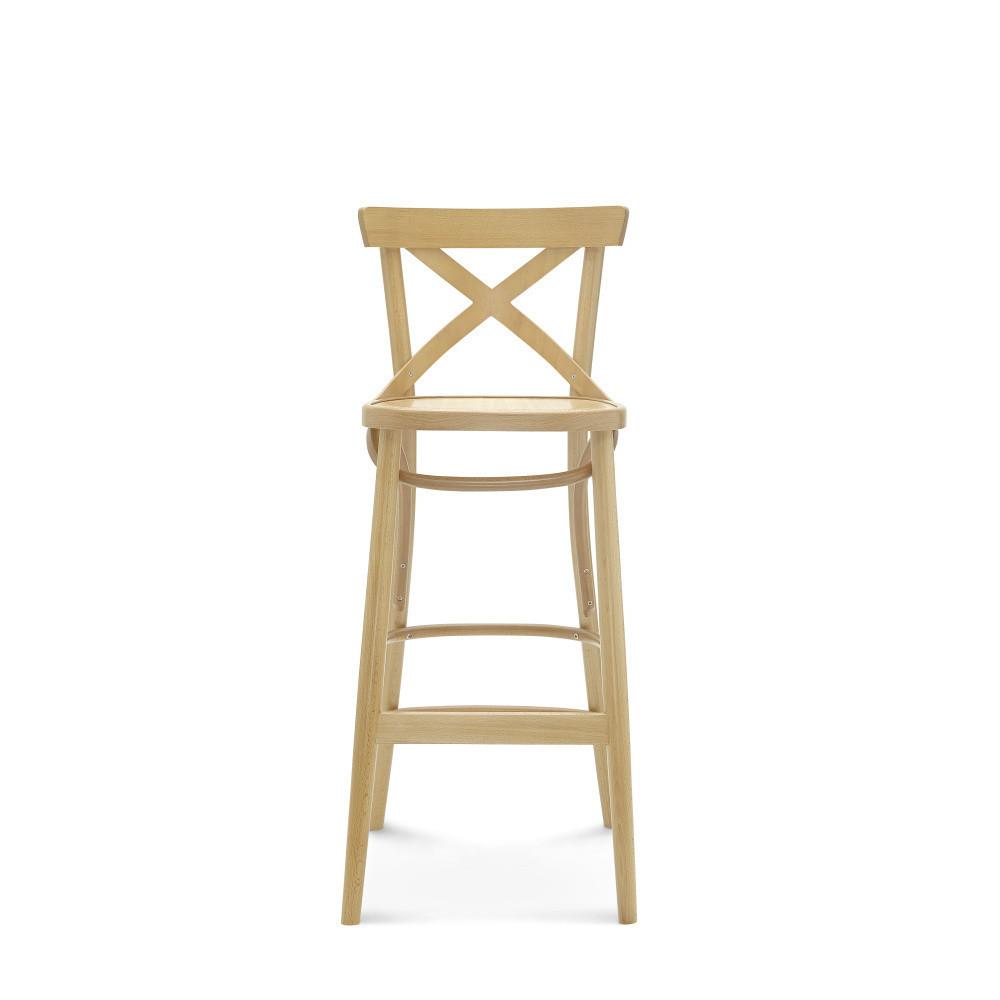 Barová drevená stolička Fameg Knud