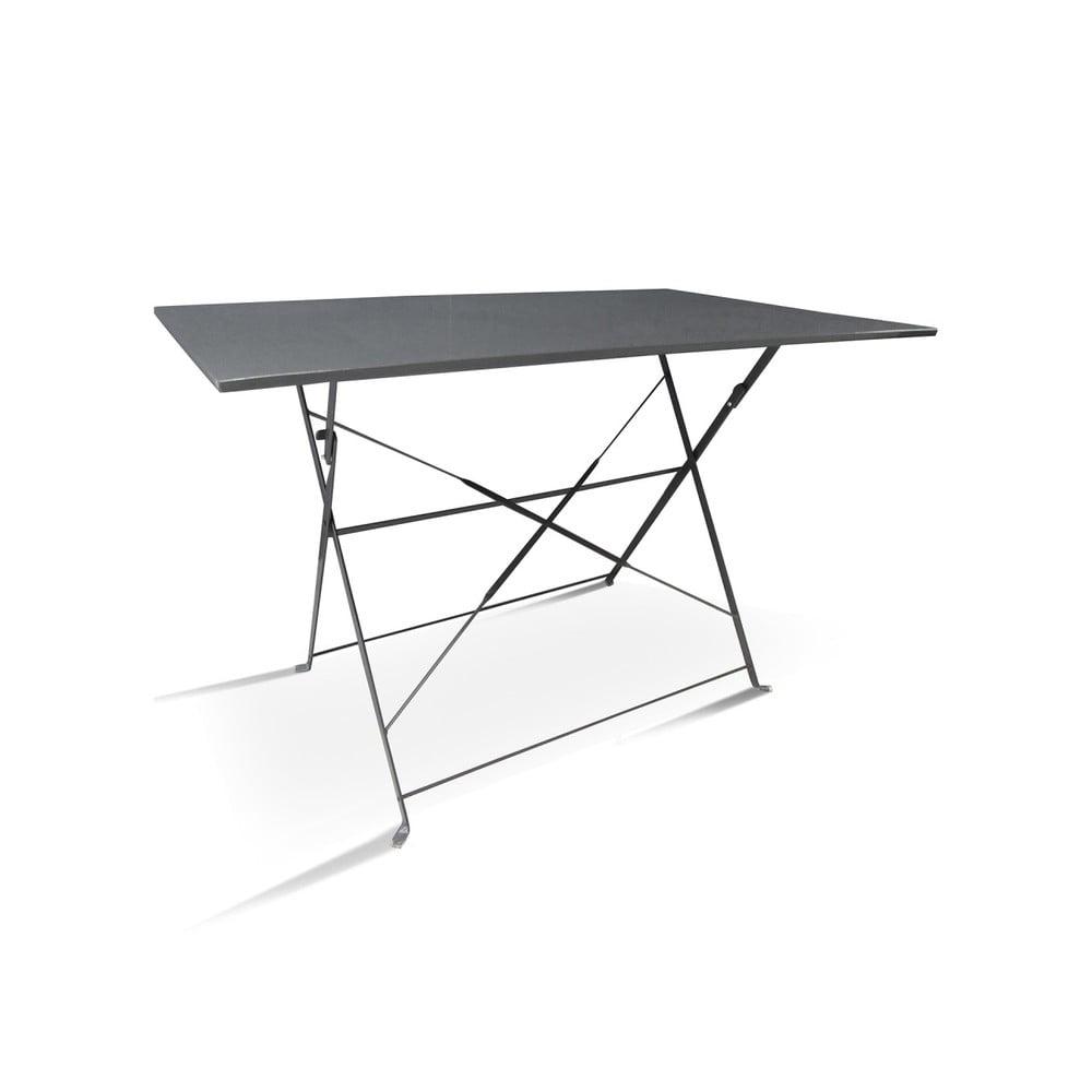 Skládací kovový jedálenský stôl Evergreen Houso Dinner