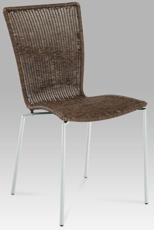Jedálenská stolička SF-889 WAL