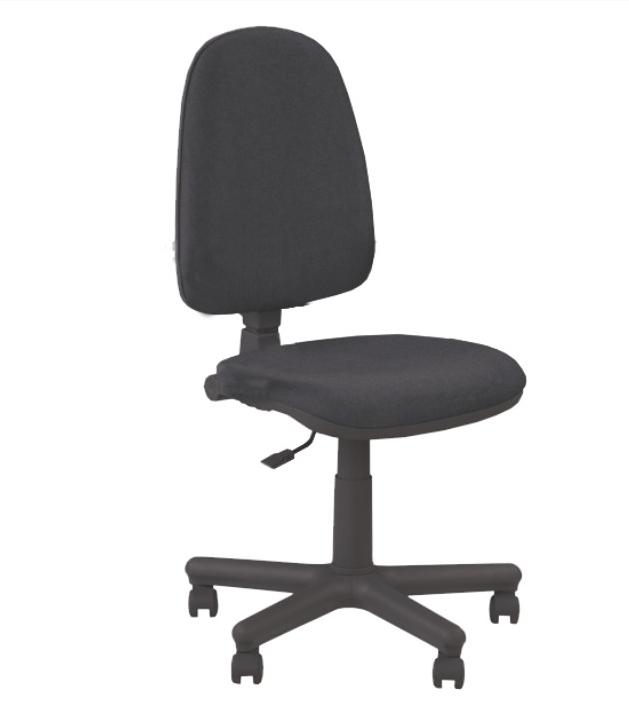 Kancelárska stolička bez podrúčok JUPITER GTS   Farba: Čierna