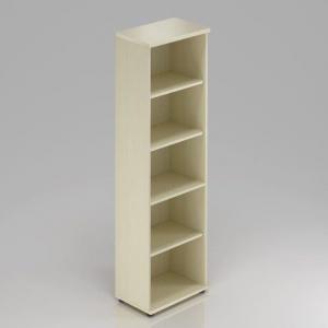 Rauman Kancelársky regál Visio, 40x38,5x183,5 cm, bez dverí S540 12