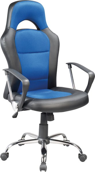 Kancelárska stolička Q-033 modrá