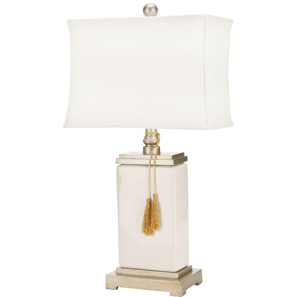Stolová lampa Safavieh Creamiso