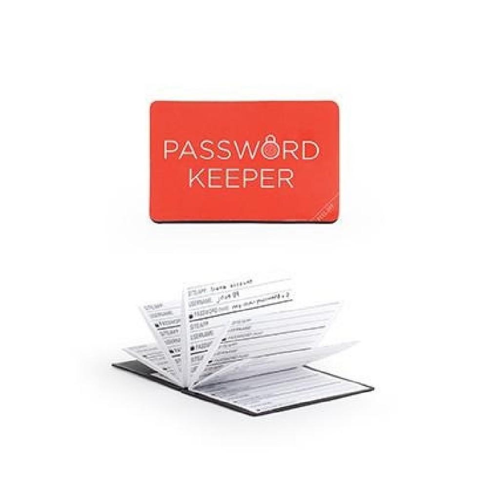 Zápisník na heslá Kikkerland Password Keeper