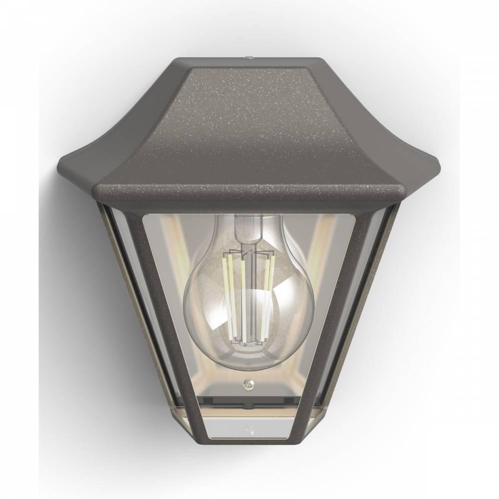 Philips 17385/43/PN Curassow Vonkajšie nástenné svietidlo 18 cm, hnedá