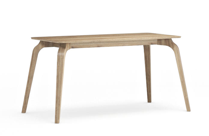 Kancelársky stôl Possi BIU/160   Farba: San remo sand svetlý