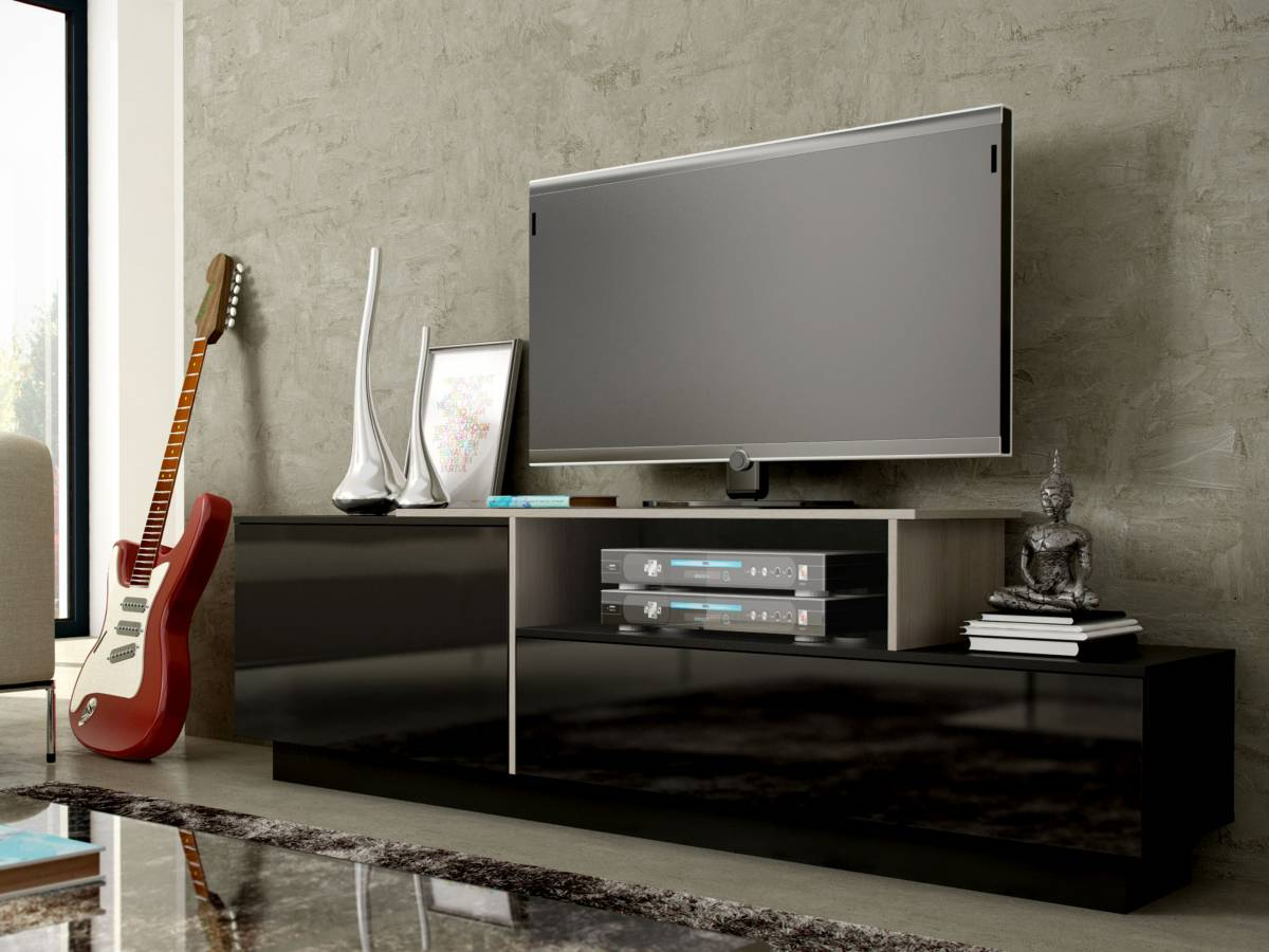 TV stolík/skrinka Sigma 3 D