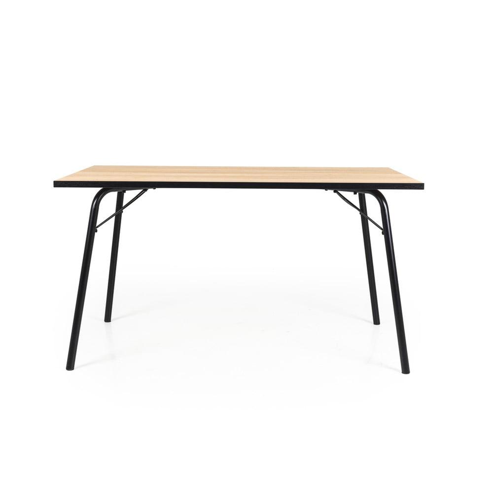 Jedálenský stôl Tenzo Flow, 80 x 140 cm