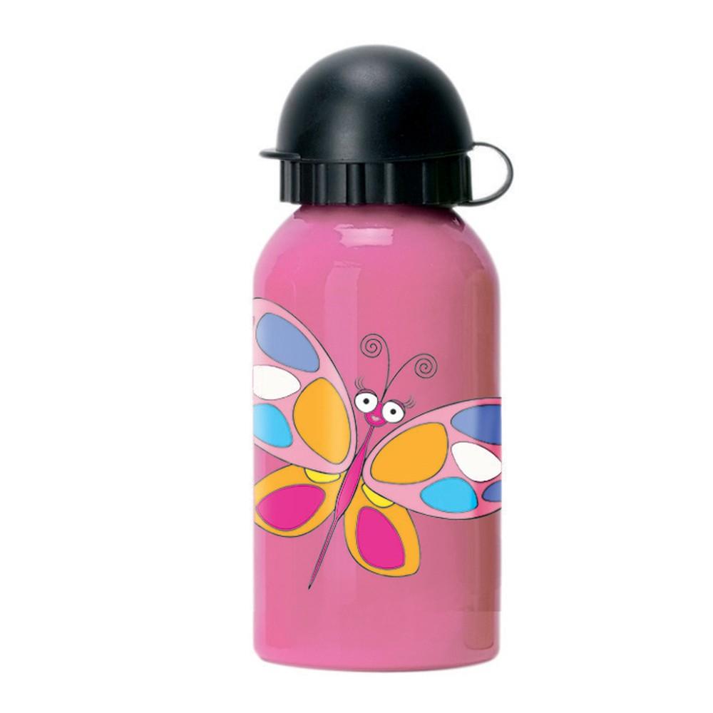 Detská fľaša Navigate Butterfly, 330 ml