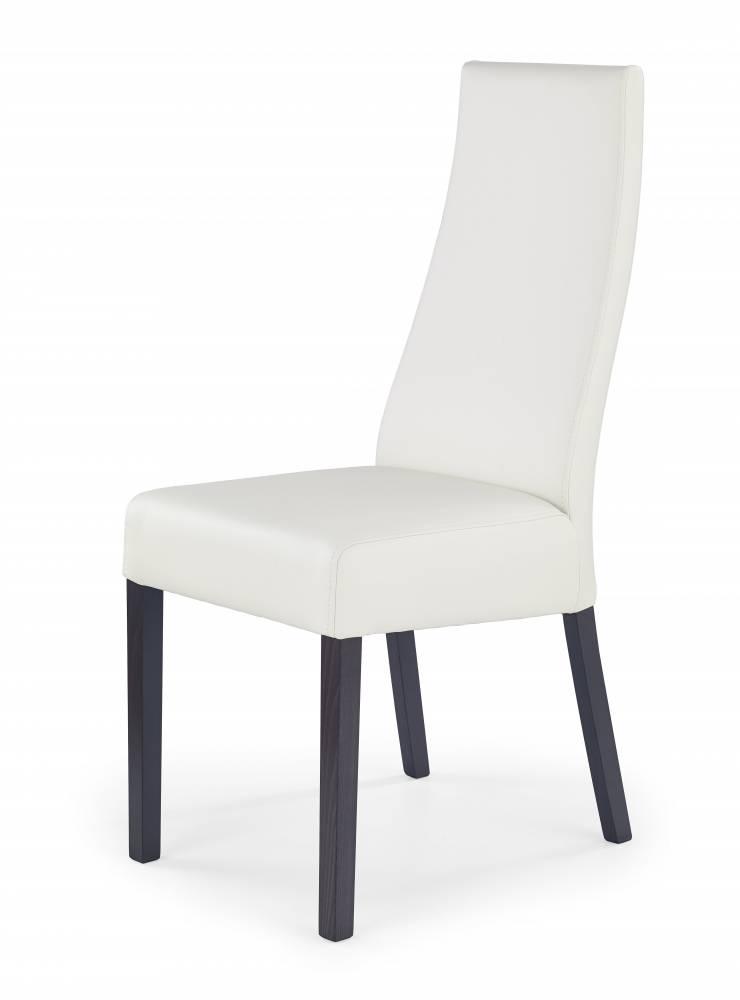 Jedálenská stolička Kordian (wenge + biela)