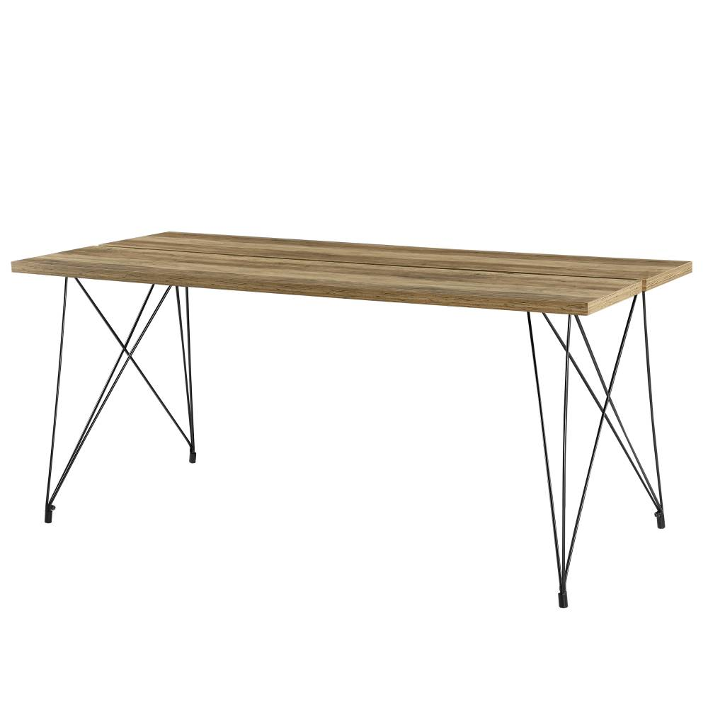 [en.casa]® Jedálenský stôl AANT-0301