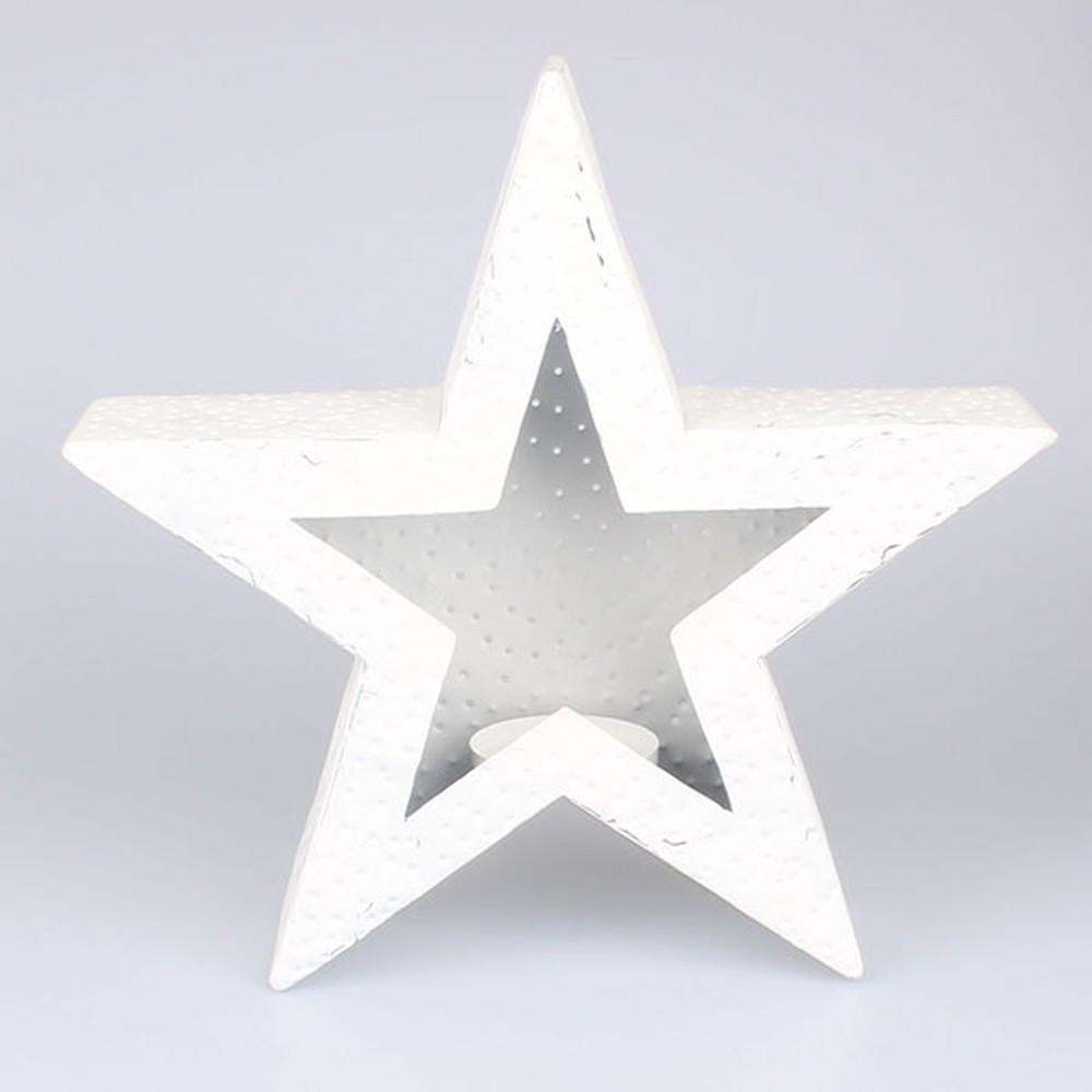 Svietnik v tvare hviezdy Dakls malý