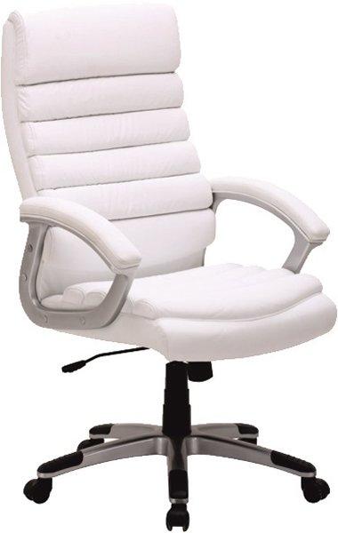 Kancelárska stolička Q-087 biela