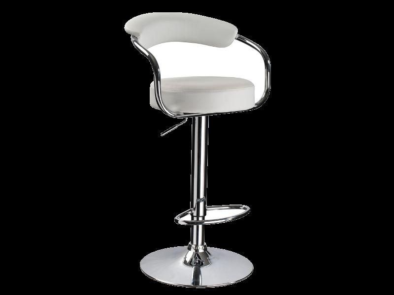 Barová stolička C-231 Krokus biela