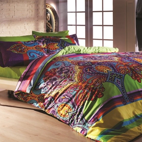 Obliečky s plachtou Orient , 200x220cm