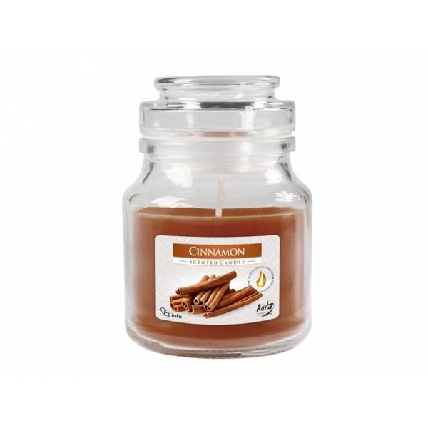 Vonná sviečka v skle Škorica, 350 g