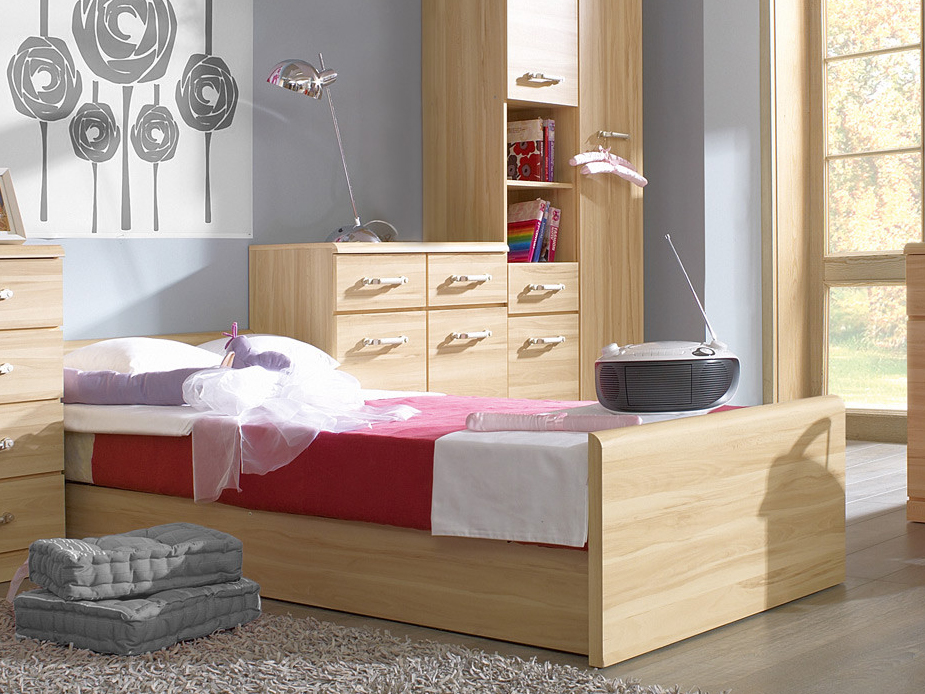 Jednolôžková posteľ 90 cm INDI LOZ 90