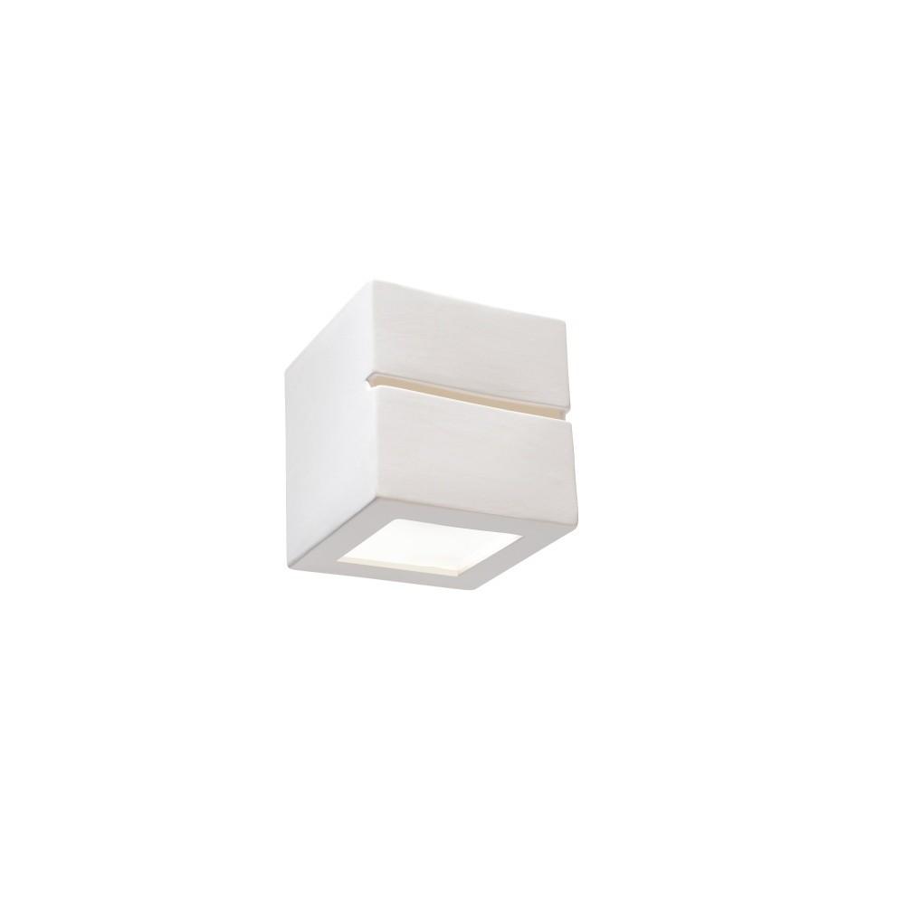 Nástenné keramické svetlo Nice Lamps Leo Line