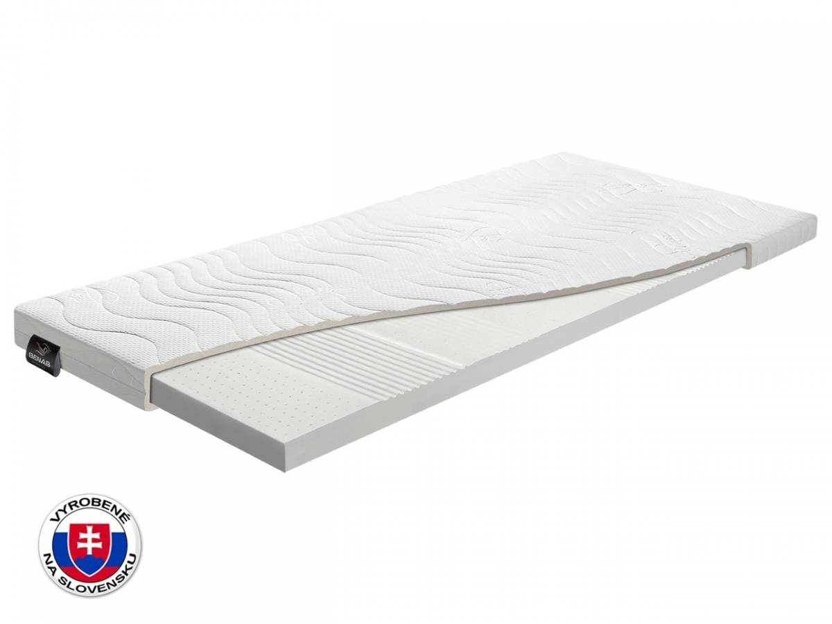 Penový matrac Benab Topper Latex H5 220x140 cm (T3)