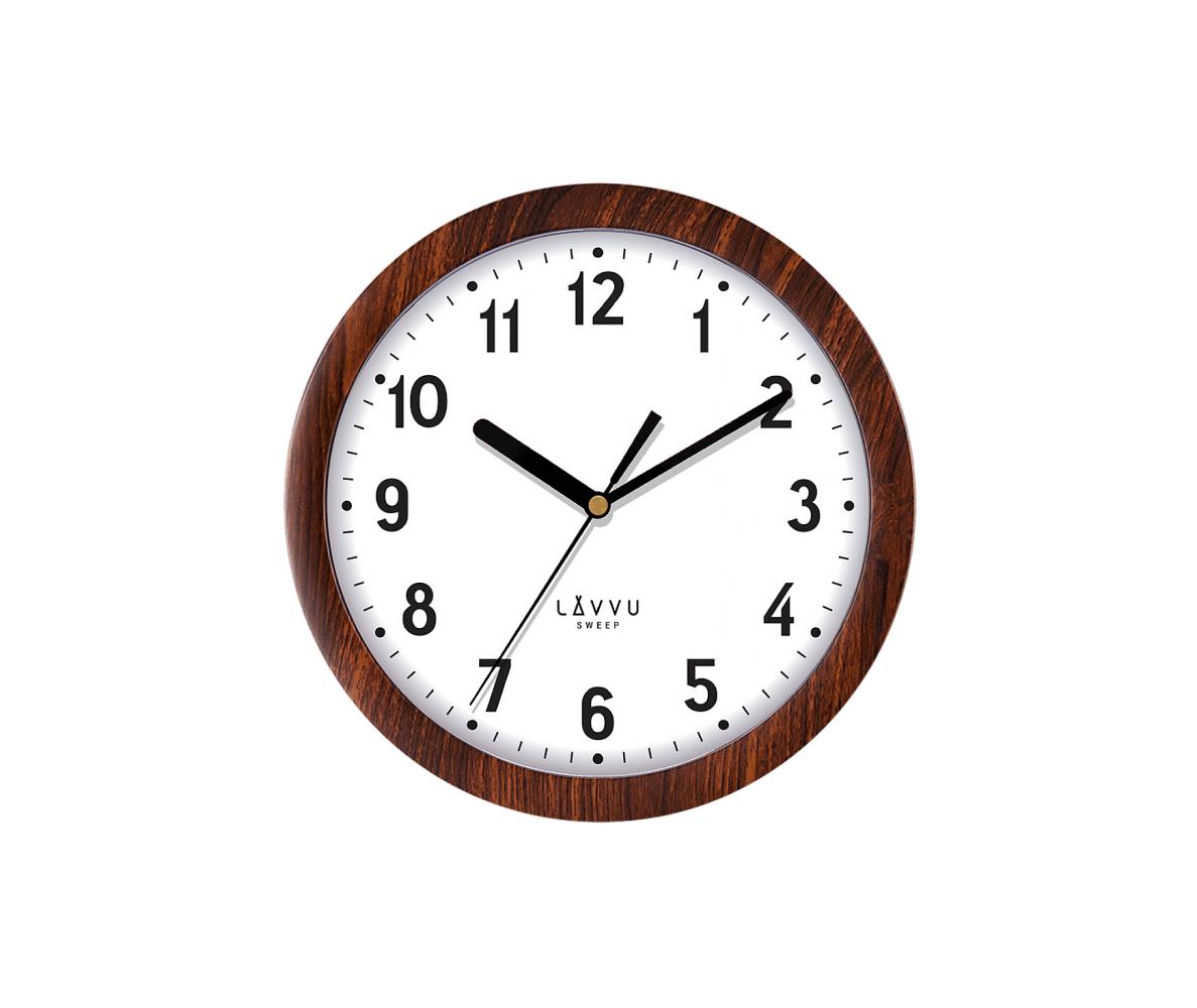 Nástenné hodiny Lavvu LCS2031, Sweep 25cm