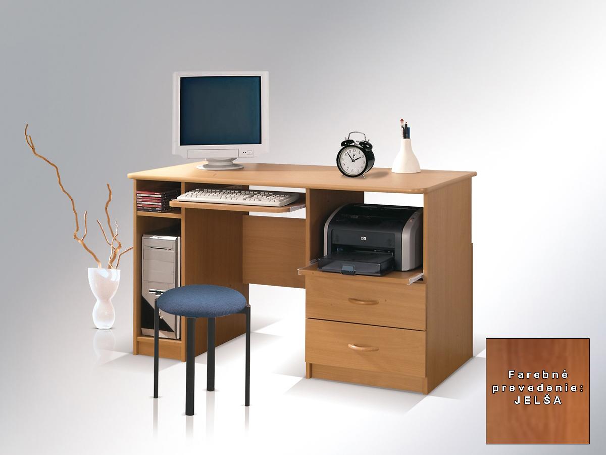 PC stolík M2 (jelša) *výpredaj