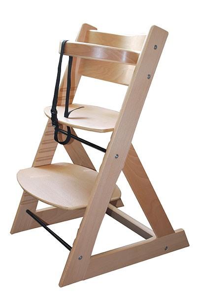 Bradop Detská stolička Magdalenka, kŕmiacej stolička Z521