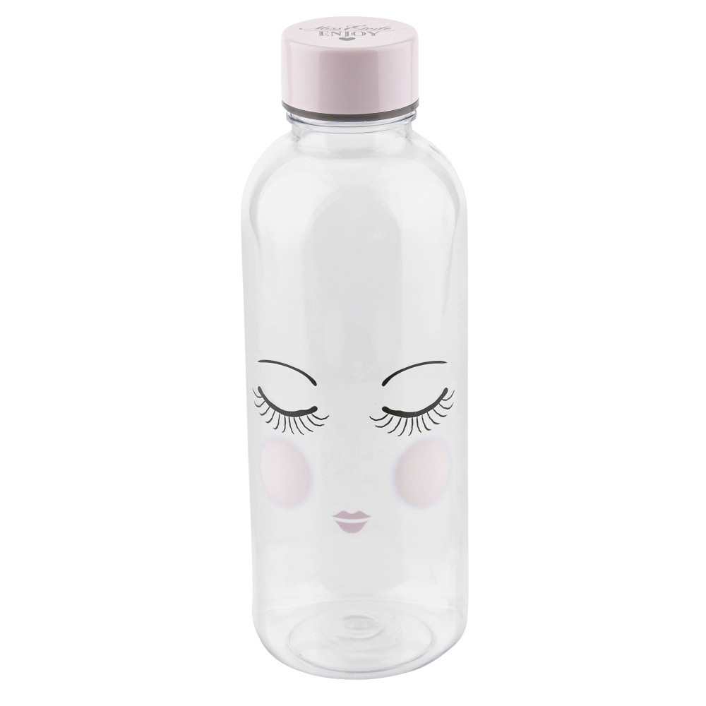 Fľaša na vodu Miss Étoile Eyes Closed, 20,5 cm
